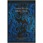 Herman Melville: Moby Dick 赫尔曼・梅尔维尔:白鲸记 英文原版