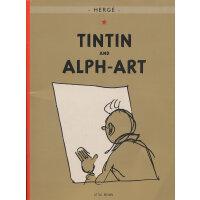 The Adventures of Tintin: Tintin and Alph-Aart 丁丁和字母艺术:丁丁的最