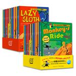 培生儿童英语情境口语400句(上、下)(40册英语绘本故事,真实情境口语训练,流利英语脱口而出)