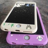 iphone6手机壳苹果6的可爱6plus平果6s女款6puls套六超萌硅胶可爱全包全包边6sp防摔潮6p软壳