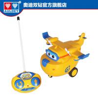 [当当自营]奥迪双钻 AULDEY 超级飞侠 儿童玩具男孩益智遥控滑行飞机-多多 710720