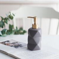 【品牌特惠】欧式简约陶瓷卫浴套装 卫生间浴室用品套件牙具漱口杯洗漱套装