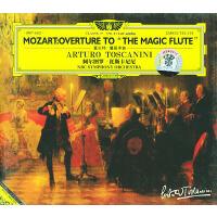 阿尔图罗・托斯卡尼尼[莫扎特:魔笛序曲](CD)