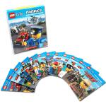 [12册合售]英文原版绘本 Scholastic Lego City Phonics乐高城市儿童英语启蒙图书 学乐分级