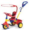 [当当自营]Little Tikes 小泰克 3合1推行三轮车 红色 627354