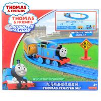 托马斯和朋友电动系列火车轨道玩具小火车BGL96 儿童益智玩具车托马斯 BGL96(托马斯和车厢安妮) 官方标配