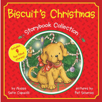 Biscuit's Christmas Storybook Collection小饼干圣诞节故事合集(含9个故事,精装