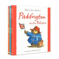 Paddington Classic Collection #2 (3 Books) 小熊帕丁顿-经典图画故事第二辑(三