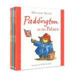 Paddington Classic Collection #2 (3 Books) 小熊帕丁顿-经典图画故事第二辑(三本)