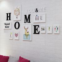 派尼美特创意时尚相框组合欧式简约照片墙相框墙沙发背景墙多框