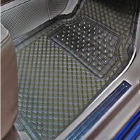 PVC汽车脚垫防水透明脚垫汽车防滑通用脚垫汽车塑料脚垫