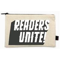 预订Readers Unite Pencil Pouch