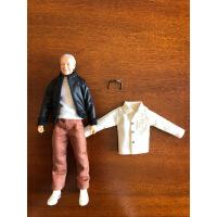 DT漫威复仇者联盟 惊奇队长之父斯坦李老爷子 6寸人偶玩具模型手办 均码