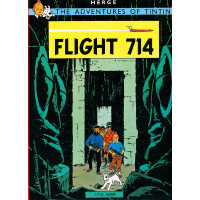 The Adventures of Tintin: Flight 714 丁丁历险记・714航班 ISBN 9780316358378