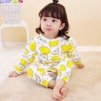 宝宝哈衣0儿童1-3岁女童长袖睡衣女孩婴幼儿爬服连体衣卡通家居服