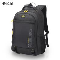 双肩包男中学生书包女初中生书包学生森系大容量背包