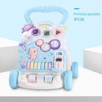婴儿学步车幼儿手推车女宝宝多功能助步车学走路儿童男孩玩具1岁