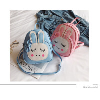 儿童包包2019韩版潮迷你公主小背包可爱女童小兔子双肩包