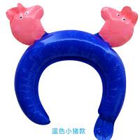 可爱儿童卡通网红气球发箍发卡头饰生日派对微商地推活动小礼品