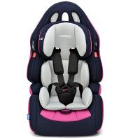 儿童安全座椅汽车用宝宝简易便携式内可坐可躺车载通用坐椅0-12岁