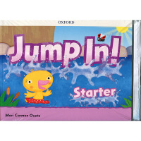 牛津幼儿英语教材 Jump In! Class Book Level Starter