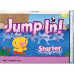 牛津幼儿英语-情景式互动英语学习教材 Jump In! Class Book Level Starter 学生用书 [