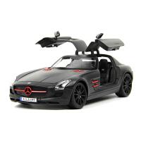 1:18 奔驰车模 SLS AMG GT合金汽车超跑模型仿真 礼物