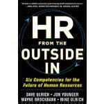 【预订】HR from the Outside In: Six Competencies for the Future