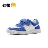 鞋柜&迪士尼 可爱米奇休闲运动鞋时尚潮流小白鞋男童鞋