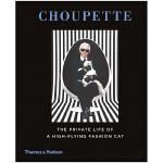 【T&H】Choupette 爱猫丘比特 老佛爷Karl Lagerfeld爱宠猫咪 英文原版