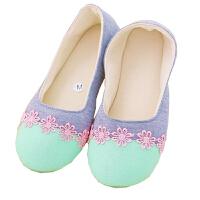 慈颜利发国际lifa88鞋月子鞋居家柔软防滑地板鞋 孕妇鞋HJJ005