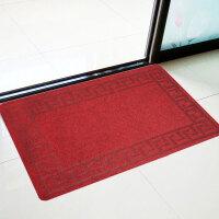 享家经济雕花系列门口垫38*57㎝地毯 地垫 脚垫 入户垫 除尘垫