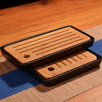 尚帝陶瓷托盘竹制面板 2款可选20160301-DYPG043