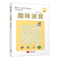 启明星少儿全脑开发丛书:趣味迷宫4~5岁