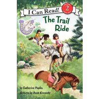 【预订】Pony Scouts: The Trail Ride