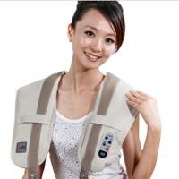 路奈 GLB198L颈椎多功能按摩器 颈肩乐肩部捶打按摩披肩LN17 能颈肩乐按摩器加强版