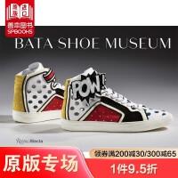 Bata Shoe Museum 巴塔鞋博物�^ 服�b鞋子鞋履女鞋�O� 英文原版