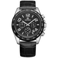男士手表 新款男士手表 男表三眼多功能运动腕表手表