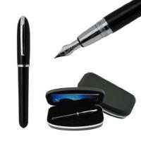德国公爵空军一号14K金笔墨水笔 礼品笔 公爵钢笔【礼盒】
