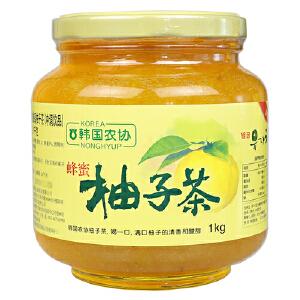 韩国进口 农协 蜂蜜柚子茶 1kg