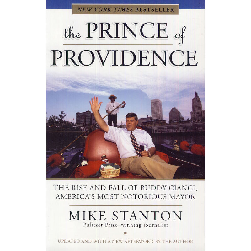 PRINCE OF PROVIDENCE, THE(ISBN=9780375759673) 英文原版