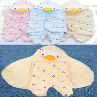 婴儿防踢睡袋 新生儿抱被 婴儿襁褓睡袋 初生儿包被宝宝襁褓包巾MY-01 86X76
