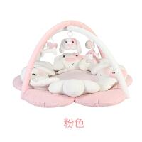 20181115011157594LOVEbaby满月礼物婴儿音乐健身架0-18月游戏毯益智新生儿用品四季