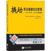 撬动职业健康安全管理――ISO 45001:2018运用指南 知识产权出版社