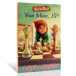 英文原版 Your Move JP平装小说 Lois Lowry著 Just the Tates Series课外兴趣