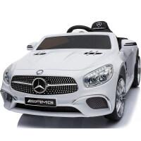 儿童四轮电动车遥控玩具车可坐人小孩婴儿带摇摆宝宝奔驰童车zf10