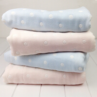 纱布浴巾包被宝宝盖毯秋冬空调被柔软吸水透气j定制