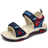 儿童沙滩鞋大童男孩鞋子潮2019夏季新款儿童凉鞋男童韩版气垫软底鞋