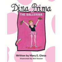【预订】Dina Prima the Ballerina