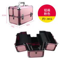 【好货】纹绣多层工具箱 手提美容美甲箱专业化妆箱包 纹绣师化妆师工具箱